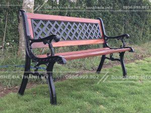 Thành mỹ cung cấp ghế công viên gang đúc