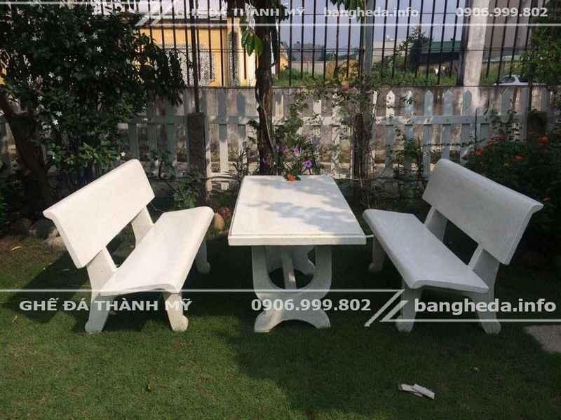 bàn ghế sân vườn 4
